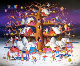 Village-on-the-Tree_oeuvre_grand