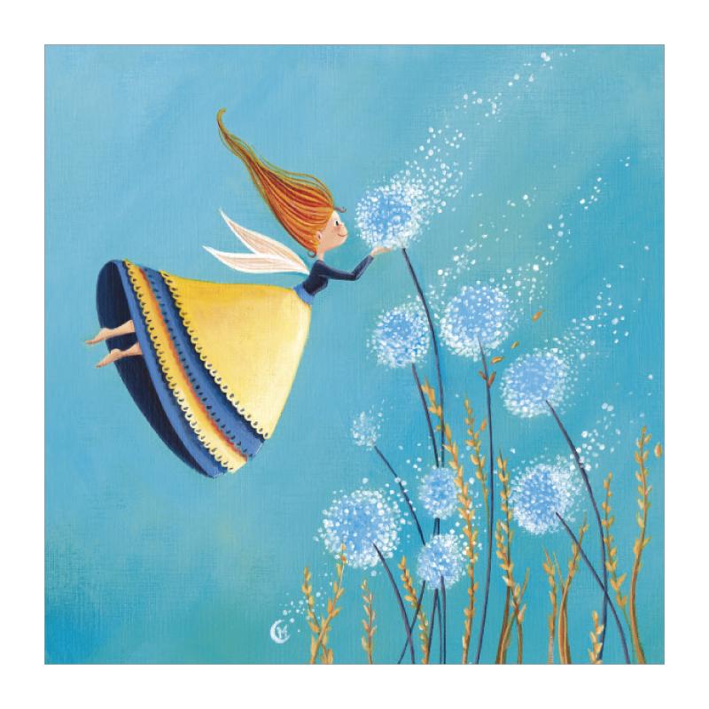 marie-cardouat-2014-calendar-16×16-cm-la-petite-fee-du-vent