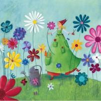 marie-cardouat-square-card-14-cm-la-fille-et-les-fleurs