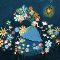 marie-cardouat-wall-calendar-2014-30x30-cm-le-bouquet-lumineux