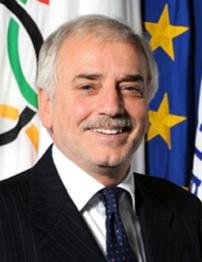 Il Segretario del Comitato Olimpico Nazionale Italiano Dott. Raffaele Pagnozzi. Foto di Ferdinando Mezzelani- GMT
