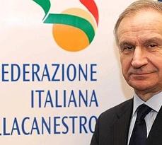 ROMA 12 GENNAIO 2013 FEDERAZIONE ITALIANA PALLACANESTRO 44 ASSEMPBLEA GENERALE ORDINARIA FIP NELLA FOTO : GIOVANNI PETRUCCI FOTO CIAMILLO - ROMA 12 GENNAIO 2013 FEDERAZIONE ITALIANA PALLACANESTRO 44 ASSEMPBLEA GENERALE ORDINARIA FIP - fotografo: CIAMILLO