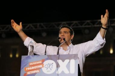 Grecia:Sì e No su filo di lana, ultima sfida tra piazze