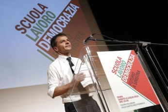 Fassina,oggi festa indipendenza da sinistra subalterna