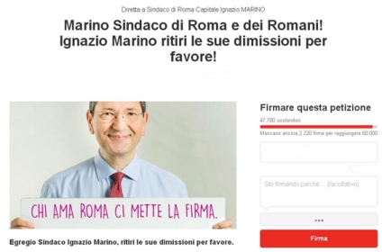 petizioneMarino