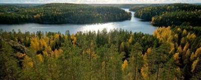 Lapland river