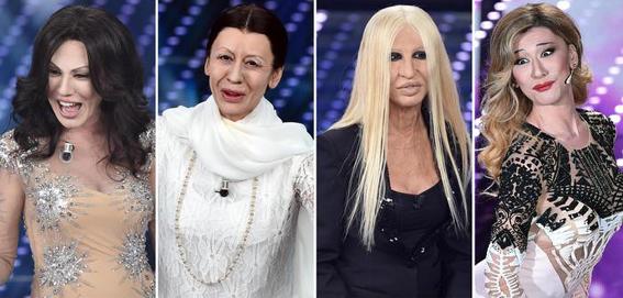 COMBO IMITAZIONI Virginia Raffaele