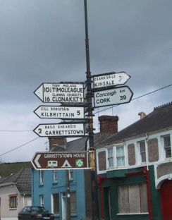 cartelli-Irish