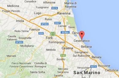 mapsCesenatico
