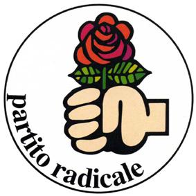 Partito radicale-logo