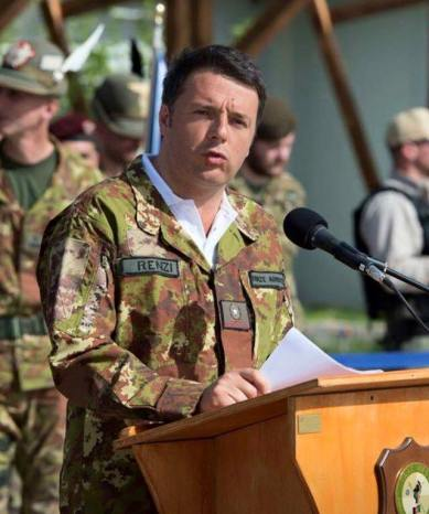renzi-afganistan