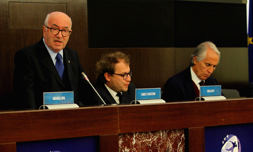 Italian Football Federation Press Conference