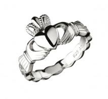 claddagh-silver