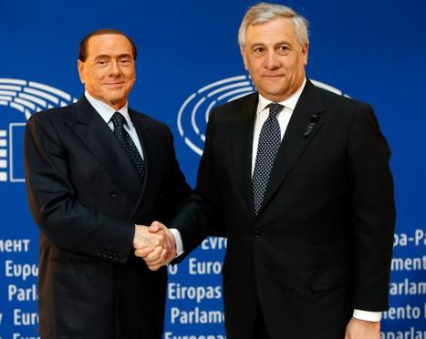 BerlusconiTajani-