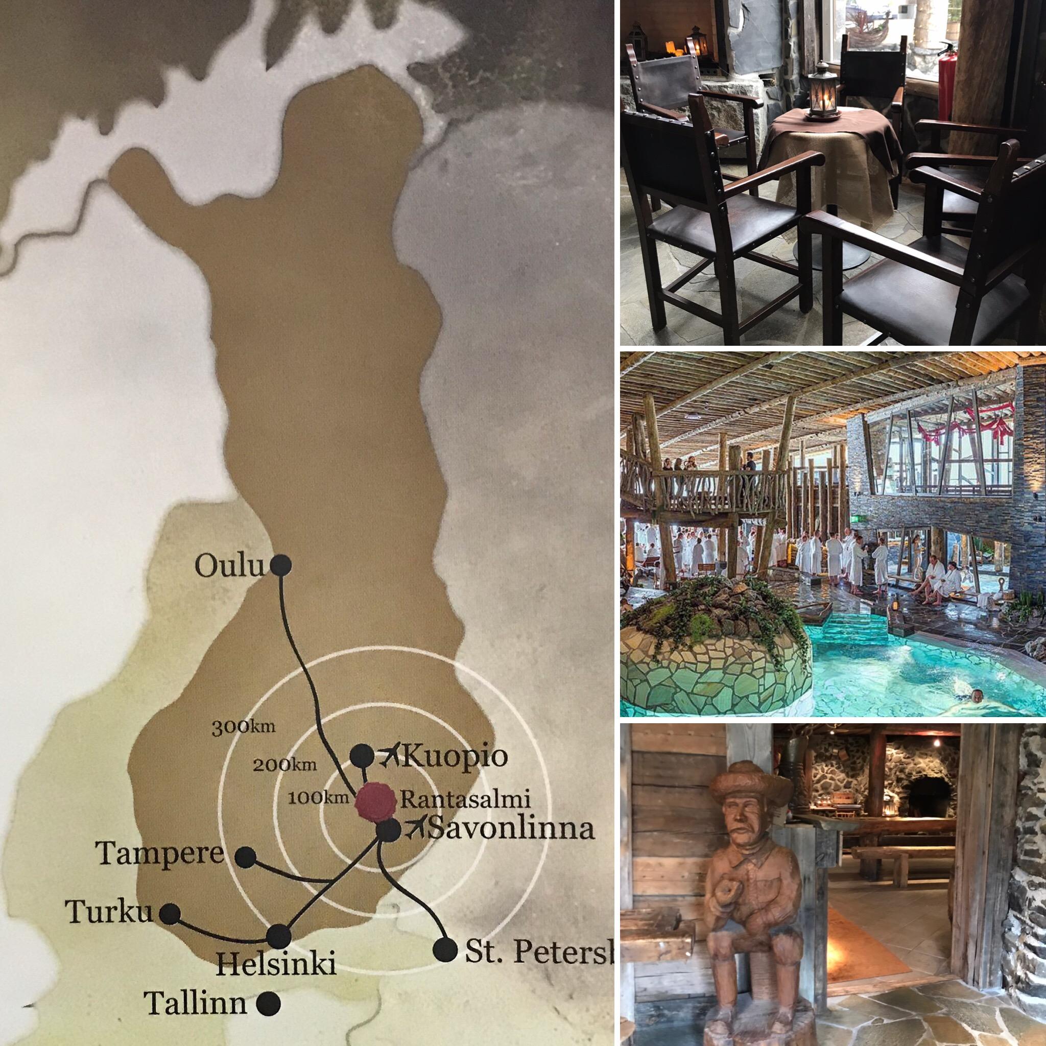 Hotel & Spa Resort Järvisydän /Giuseppe GentaBlog