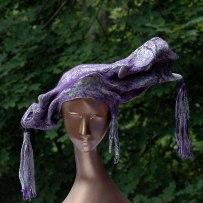 purple-tassel-hat-with-beading