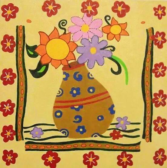 Betty Rose –vaso1