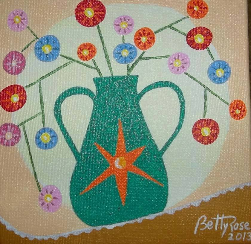 Betty Rose – vaso2