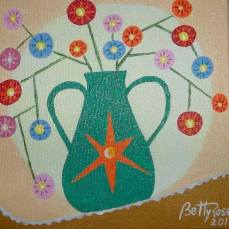Betty Rose - vaso2