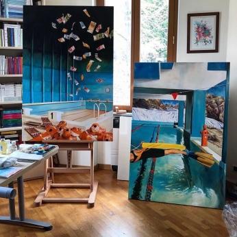 Sofia Fresia Art Studio 1