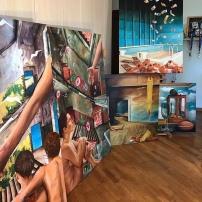 Sofia Fresia Art Studio 2