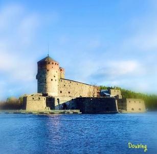 Finlandia - Olavinlinna Castle Savonlinna