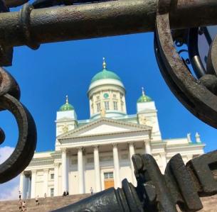 Helsinki - duomo